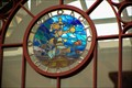 Image for Main Street Station (stained glass window) - Disneyland Paris