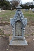Image for Jessie M. Stanley - Grandview Cemetery - Grandview, TX