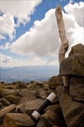 Image for Mount Ouray Summit Register - Colorado