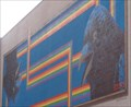 Image for Crow's - Mural - Route 66, Alburquerque, New Mexico, USA.