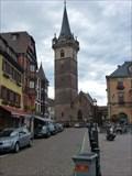 Image for Beffroi et chapelle dits Kappelturn -Obernai-Alsace, France