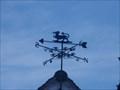 Image for Dragon weathervane, Barford, Warwickshire