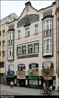 "Image for Dum c.p. 109 ""Krausuv dum"" / House N° 109 ""Kraus' House"" - Trída Míru (Pardubice, East Bohemia)"