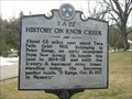 Image for History on Knob Creek - 1A22 - Johnson City, TN