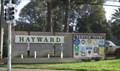 Image for Hayward Welcome Sign Fountain - Hayward, CA