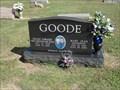 Image for Glenn Goode - Oak Wood Cemetery - Whitesboro, TX