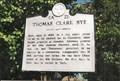 Image for Thomas Clark Rye - Camden, TN