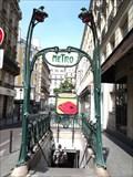 Image for Edicule Guimard Station de Metro Réaumur - Sébastopol - Paris, France