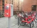 Image for »StadtRAD«-Station Nr. 2672 (Kehrwieder/Auf dem Sande) - Hamburg, Germany