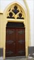 Image for Doorway St. Bartholomäus Kirche - Kettig, RP, Germany