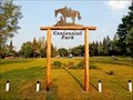 Image for Centennial Park Entrance Arch - Stavely, Alberta