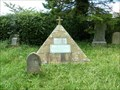 Image for Charles Piazzi Smyth FRSE, FRS, FRAS, FRSSA, St John's Churchyard, Sharow, N Yorks, UK