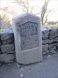Image for Milestone, Holyhead Road, Berwyn, Llangollen, Wales, UK