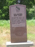 Image for Oklahoma War Chief, Braman, Oklahoma