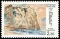Image for Les falaises de 1987 - Etretat, Haute-Normandie