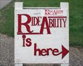Image for RideAbility - Pine Island, MN
