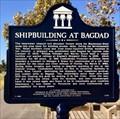 Image for Shipbuilding at Bagdad - Bagdad, Florida
