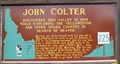 Image for #225 - John Colter
