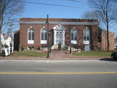 Sharon Public Library Ma Usa Carnegie Buildings On Waymarking