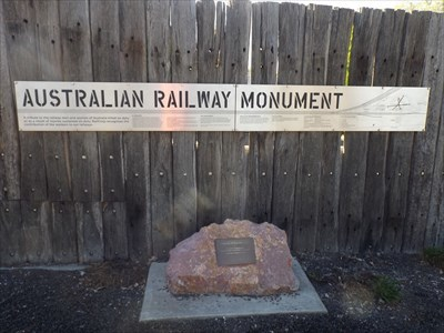 Location view of the sign and map. 0947, Sunday, 19 May, 2019