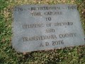 Image for Time Capsule - Transylvania County, NC