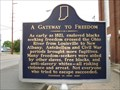Image for Gateway to Freedom  -  New Albany, Indiana