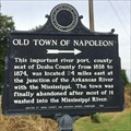 Image for Old Town of Napoleon - Kelso, Arkansas