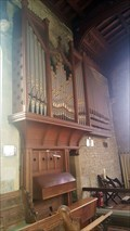 Image for Church Organ - St Peter - Wymondham, Leicestershire