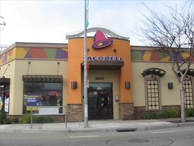 Taco Bell Redwood Rd Castro Valley Ca Taco Bell