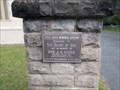 Image for Jesse Higgs Memorial Gateway  - Jamberoo, NSW