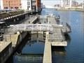 Image for Lock 5 On The Liverpool Link Canal - Liverpool, UK