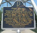 Image for Ferry Bridge Marker - Owen County, Indiana
