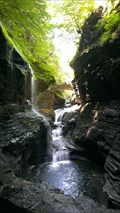 Image for Gorge Trail - Watkins Glen State Park - Watkins Glen, New York