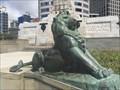 Image for Wellington Cenotaph Lions - Wellington, New Zealand