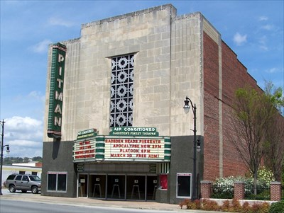pitman theater gadsden al vintage movie theaters on