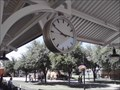 Image for Scottsdale Arizona / Interlaken Switzerland Sister City Clock - Scottsdale AZ