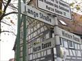 Image for Lange Straße - Kurze Gasse - Sindelfingen, Germany, BW