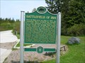 Image for Mackinac Island Battlefield of 1814