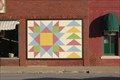 Image for Sew Forth Quilt Block - Bloomfield, IA