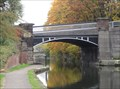 Image for Doctor's Bridge Over The Bridgewater Canal - Runcorn, UK