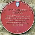 Image for St Cuthbert's School, King St, Pateley Bridge, N Yorks, UK