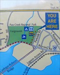 Image for Pass Creek Campground UR Here Map Number 2 - Castlegar, BC