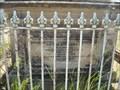 Image for Grave of explorer William Hovell, Goulburn, NSW