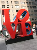 Image for LOVE sculpture - New York, NY