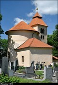 Image for Church of St. Peter and St. Paul / Kostel Sv. Petra a Sv. Pavla - Budec (Central Bohemia)