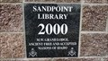Image for 2000 - Sandpoint Library - Sandpoint, ID