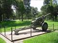 Image for 55mm Howitser Memorial, Restland Cemetery, Richardson, Texas