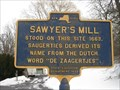 Image for Sawyer's Mill
