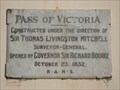 Image for Pass of Victoria, 1832 - Mount Victoria, NSW, Australia