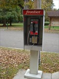 Image for Visitor Centre Payphone - Lethworth State Park, NY